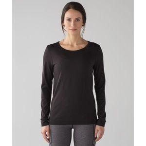 lululemon athletica Tops - Lulu Swiftly Long Sleeve *Breeze Relaxed Fit Black